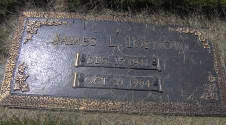 TORNOW, JAMES L. - Bureau County, Illinois | JAMES L. TORNOW - Illinois Gravestone Photos