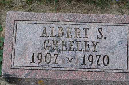 GREELEY, ALBERT S. - Carroll County, Illinois   ALBERT S. GREELEY - Illinois Gravestone Photos