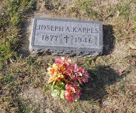 KAPPES, JOSEPH A. - Carroll County, Illinois | JOSEPH A. KAPPES - Illinois Gravestone Photos