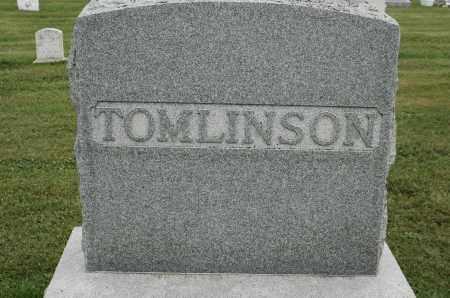 TOMLINSON, FAMILY MONUMENT - Carroll County, Illinois | FAMILY MONUMENT TOMLINSON - Illinois Gravestone Photos