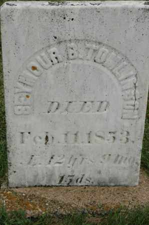 TOMLINSON, SEYMOUR B. - Carroll County, Illinois   SEYMOUR B. TOMLINSON - Illinois Gravestone Photos