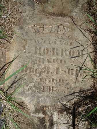 HORROM, NANCY - Cass County, Illinois | NANCY HORROM - Illinois Gravestone Photos
