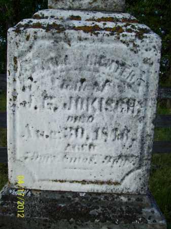 JOKISCH, UNKNOWN - Cass County, Illinois | UNKNOWN JOKISCH - Illinois Gravestone Photos