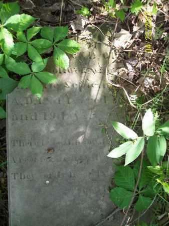 UNKNOWN, ONE - Cass County, Illinois   ONE UNKNOWN - Illinois Gravestone Photos