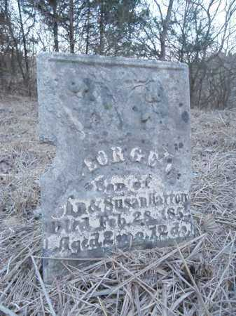HARROM, GEORGE C. - Cass County, Illinois | GEORGE C. HARROM - Illinois Gravestone Photos