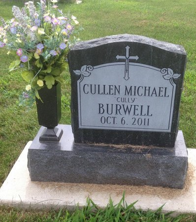"BURWELL, CULLEN MICHAEL ""CULLY"" - Champaign County, Illinois 