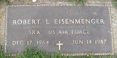 EISENMENGER, ROBERT L. - Champaign County, Illinois | ROBERT L. EISENMENGER - Illinois Gravestone Photos