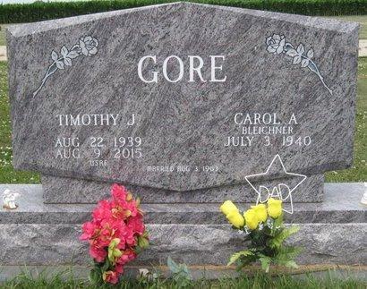 GORE, TIMOTHY JOSEPH - Champaign County, Illinois | TIMOTHY JOSEPH GORE - Illinois Gravestone Photos