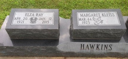 HAWKINS, MARGARET - Champaign County, Illinois | MARGARET HAWKINS - Illinois Gravestone Photos