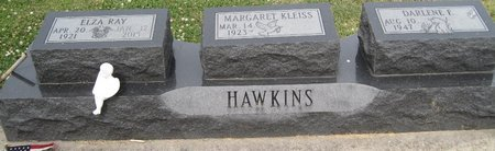 HAWKINS, MARGARET - Champaign County, Illinois | MARGARET HAWKINS - Illinois Gravestone Photos
