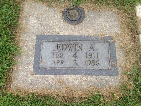 HETTINGER, EDWIN ADAM - Champaign County, Illinois | EDWIN ADAM HETTINGER - Illinois Gravestone Photos