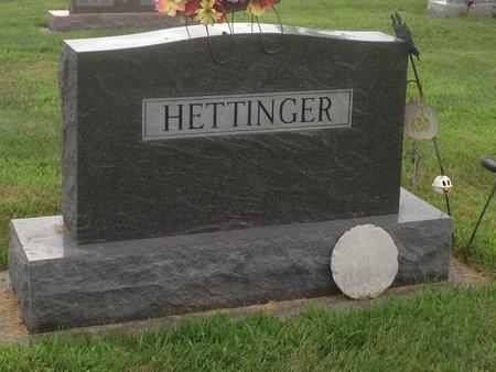 HETTINGER, FAMILY MONUMENT - Champaign County, Illinois | FAMILY MONUMENT HETTINGER - Illinois Gravestone Photos
