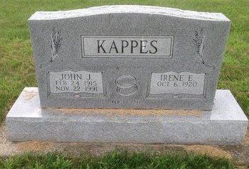KAPPES, JOHN J. - Champaign County, Illinois | JOHN J. KAPPES - Illinois Gravestone Photos