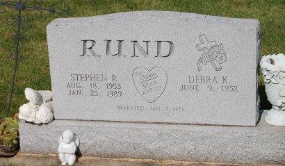 RUND, STEPHEN P. - Champaign County, Illinois | STEPHEN P. RUND - Illinois Gravestone Photos