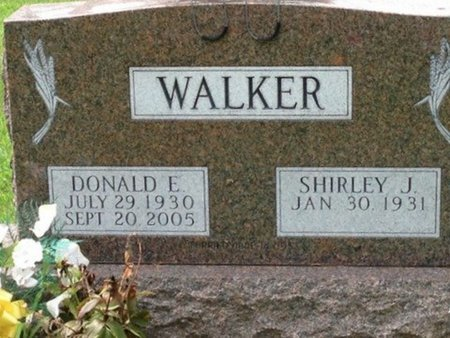 WALKER, SHIRLEY J. - Champaign County, Illinois | SHIRLEY J. WALKER - Illinois Gravestone Photos