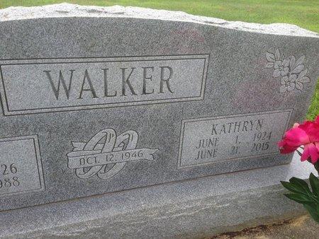 WALKER, KATHRYN - Champaign County, Illinois | KATHRYN WALKER - Illinois Gravestone Photos