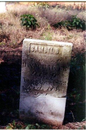 BAKER, SAMUEL - Christian County, Illinois | SAMUEL BAKER - Illinois Gravestone Photos