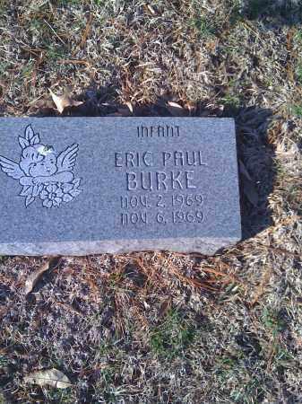 BURKE, ERIC PAUL - Christian County, Illinois | ERIC PAUL BURKE - Illinois Gravestone Photos