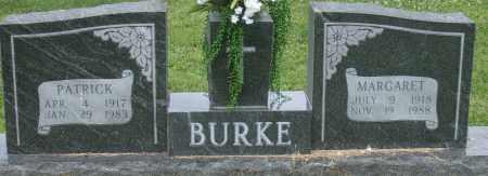BURKE, MARGARET ELIZABETH - Christian County, Illinois | MARGARET ELIZABETH BURKE - Illinois Gravestone Photos