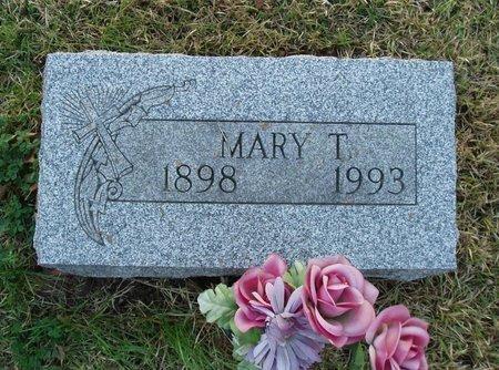 GRUBER, MARY TINA - Christian County, Illinois   MARY TINA GRUBER - Illinois Gravestone Photos