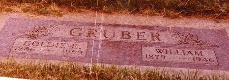 GRUBER, GOLDIE - Christian County, Illinois | GOLDIE GRUBER - Illinois Gravestone Photos