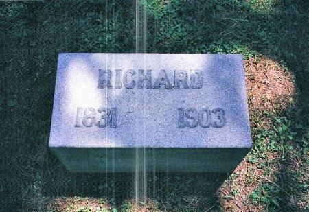 JOHNSON, RICHARD - Christian County, Illinois | RICHARD JOHNSON - Illinois Gravestone Photos