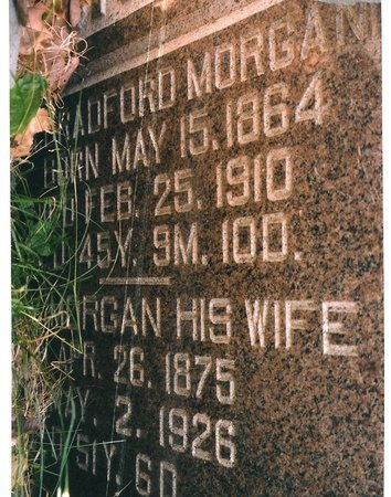GRUBER MORGAN, MARY - Christian County, Illinois | MARY GRUBER MORGAN - Illinois Gravestone Photos