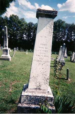 ODELL, NANCY - Clay County, Illinois | NANCY ODELL - Illinois Gravestone Photos