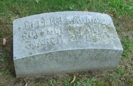 ADAMS, HELEN L. - Cook County, Illinois | HELEN L. ADAMS - Illinois Gravestone Photos