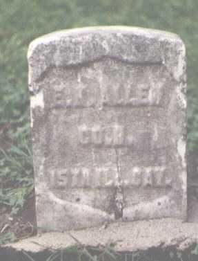 ALLEN, E. I. - Cook County, Illinois | E. I. ALLEN - Illinois Gravestone Photos