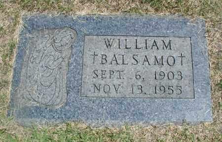 BALSAMO, WILLIAM - Cook County, Illinois | WILLIAM BALSAMO - Illinois Gravestone Photos