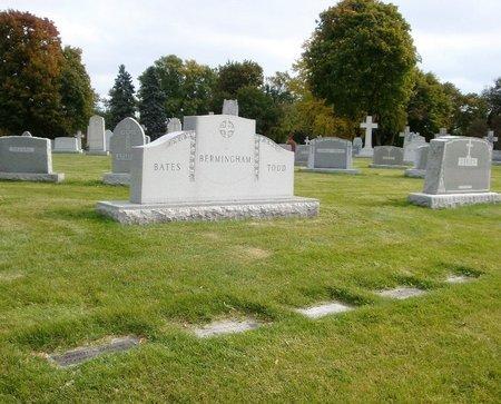 BATES, MARY ANN - Cook County, Illinois   MARY ANN BATES - Illinois Gravestone Photos