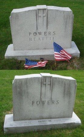 POWERS, KATHERINE - Cook County, Illinois | KATHERINE POWERS - Illinois Gravestone Photos