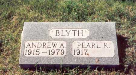 BLYTH, PEARL - Cook County, Illinois | PEARL BLYTH - Illinois Gravestone Photos