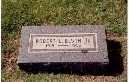 BLYTH, ROBERT - Cook County, Illinois | ROBERT BLYTH - Illinois Gravestone Photos