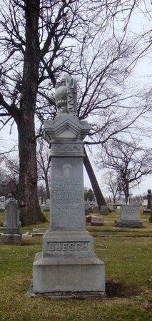 BOESCH, FRANCES - Cook County, Illinois | FRANCES BOESCH - Illinois Gravestone Photos