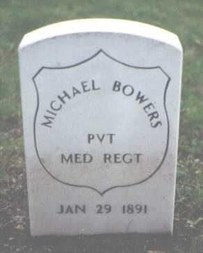 BOWERS, MICHAEL - Cook County, Illinois   MICHAEL BOWERS - Illinois Gravestone Photos