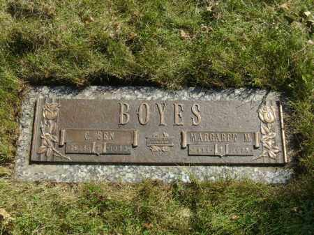 BOYES, CHARLES - Cook County, Illinois | CHARLES BOYES - Illinois Gravestone Photos