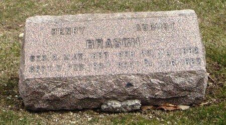 BRASCH, HENRY - Cook County, Illinois | HENRY BRASCH - Illinois Gravestone Photos