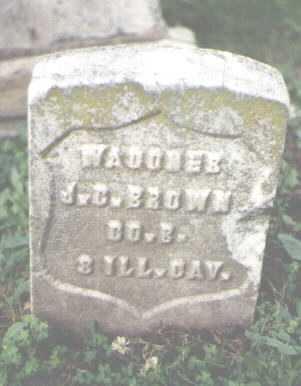 BROWN, J. C. - Cook County, Illinois   J. C. BROWN - Illinois Gravestone Photos