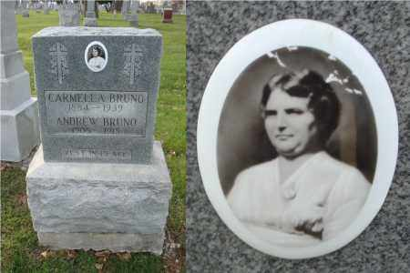 BRUNO, ANDREW - Cook County, Illinois | ANDREW BRUNO - Illinois Gravestone Photos