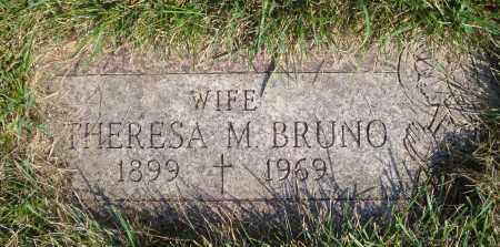 BRUNO, THERESA M. - Cook County, Illinois | THERESA M. BRUNO - Illinois Gravestone Photos