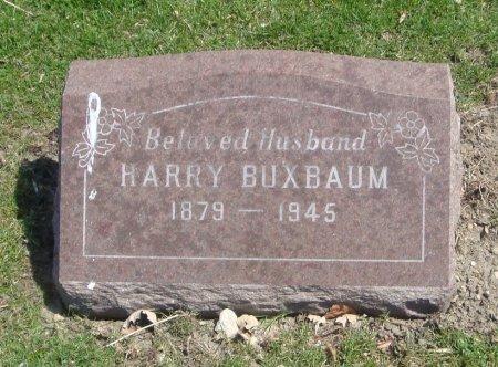 BUXBAUM, HARRY - Cook County, Illinois | HARRY BUXBAUM - Illinois Gravestone Photos