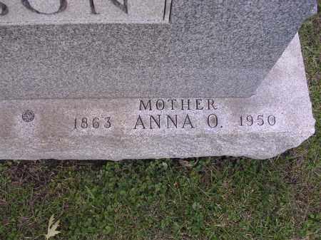 CARLSON, ANNA O. - Cook County, Illinois | ANNA O. CARLSON - Illinois Gravestone Photos