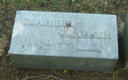 CLAUSEN, CLARIBEL - Cook County, Illinois | CLARIBEL CLAUSEN - Illinois Gravestone Photos