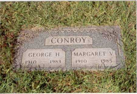 CONROY, GEORGE - Cook County, Illinois | GEORGE CONROY - Illinois Gravestone Photos