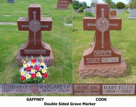 COOK, HARLAN - Cook County, Illinois | HARLAN COOK - Illinois Gravestone Photos