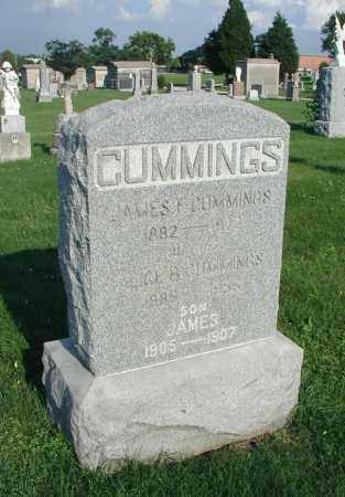 CUMMINGS, JAMES - Cook County, Illinois | JAMES CUMMINGS - Illinois Gravestone Photos
