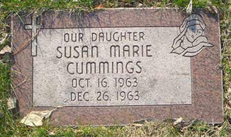CUMMINGS, SUSAN MARIE - Cook County, Illinois | SUSAN MARIE CUMMINGS - Illinois Gravestone Photos
