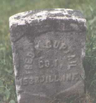 CUPTAIL, FRED'K - Cook County, Illinois | FRED'K CUPTAIL - Illinois Gravestone Photos